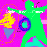 another album voer for ipod ad by MangaFalzy