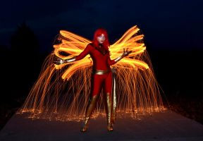 Fire wings by S-Lancaster