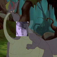 Quest for Camelot If Didn't Have You -I'm Cornwall by peppermix14