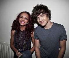 Jade Thirlwall and Liam Payne by LittleMixFans