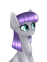 Maud Pie by VOILET14