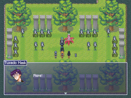 Sailor Moon RPG: Legends Screenshot 2 by SailorMoonLegends