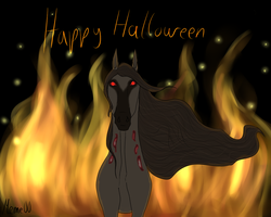 HAPPY HALOWEEN! by Meme00