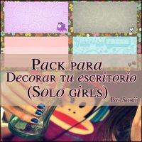 Pack para personalizar tu PC by SabiiEditions