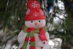 Snowman Ornament (2) by micperson