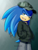 a-sonic by Myly14