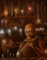 Candlemaker by Petunio