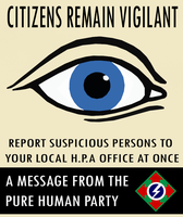 PHP propaganda Poster by Party9999999