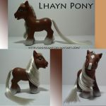 Lhayn Pony by AnimeAmy