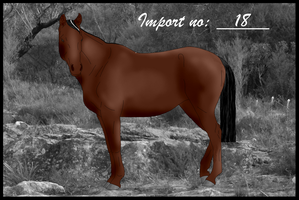 Import 18 by Orstrix