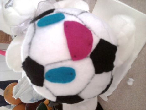 Fifa WC Soccer Ball by WatermelonLand