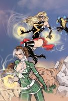 AvX 5 by CrimsonArtz
