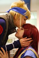 MK - a kiss for my sun by Naru-kawaii-chan