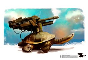 TURTLE_STYLE_EXPLORATION 04 by donmalo