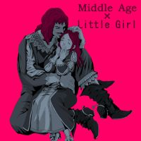 middle age  little girl by jetco