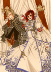 Father Arthur and Sister Elice by redelice