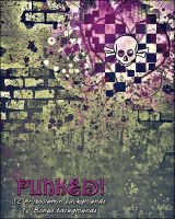 Punked Re-Release by cosmosue