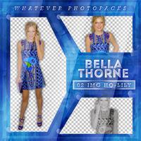 +Pack Png: Bella Thorne by Whatever-Photopacks