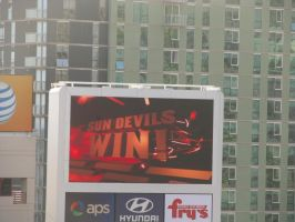 Sun Devils beat Cougars 3 by BigMac1212