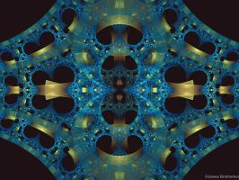 Blue And Gold by jim88bro