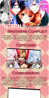 Tutorial 12-Brothers Conflict by xPanda-Arisu
