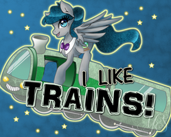 AT: I Like Trains! by MerodiSae