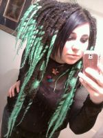 New Dreads by CupyCakes