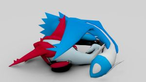 Latios and Latias - Let sleeping dragons lie by TheModerator