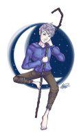 Jack Frost by crimson-firelight