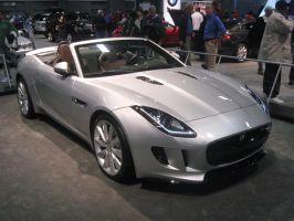 Jaguar F-Type by granturismomh