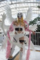 Angewomon - Digimon by greyloch-md