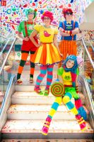 Trickster Alpha Kids - Homestuck by Mostflogged