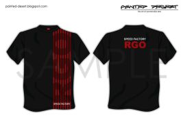 Speed Factory RGO Super Tee by OrganicZero