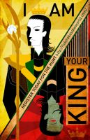 Loki is your King by BlackKrogoth