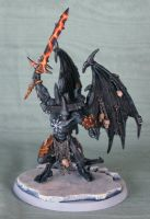 Black Legion Demon Prince by Kraylen