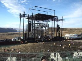 The gorge Ampitheatre day by 0g0p0g0