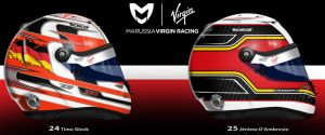 Marussia Virgin 2011 by ShinjiRHCP