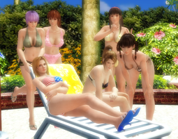 6 Reasons to play DoA by KiNASuki