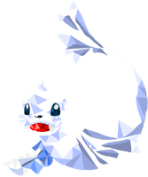 Mosaic Dewgong try by RougeSulfura