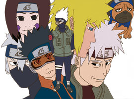 The Legacy of Hatake Kakashi Basic Color by Jaysephs
