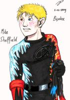 Mike Sheffield by shadow-inferno