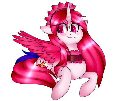 Art Trade : Hana by TheCreativeRey