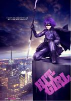 Kick-Ass: Hit-Girl by Kagehiisa