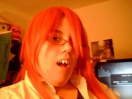 Grell WIP by KitsuneOfCuriosity