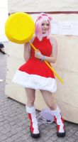 Amy Rose - Sonic cosplay by N3kosann