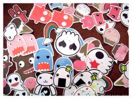 stickers by paahti