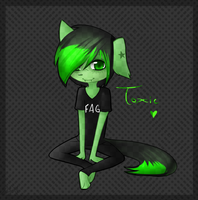 Toxic by LittleSpiritWing
