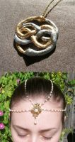 Never Ending Story Accessories by Naerko