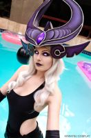 Pool Party Syndra - League of Legends by Kinpatsu-Cosplay
