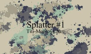 Splatter 1 by Un-Real